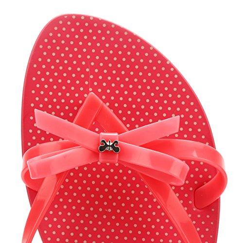 Zaxy Donna Rosa Neon Fresh Bow Infradito Rosa neon