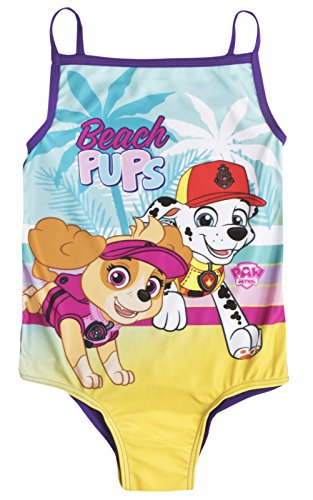 Paw Patrol Girls Swimming Costume