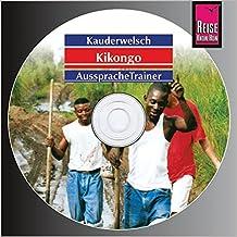 Reise Know-How Kauderwelsch AusspracheTrainer Kikongo (Audio-CD): Kauderwelsch-CD