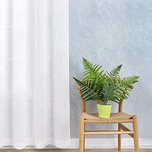 check MRP of white curtains sheer LINENWALAS online 14 December 2019