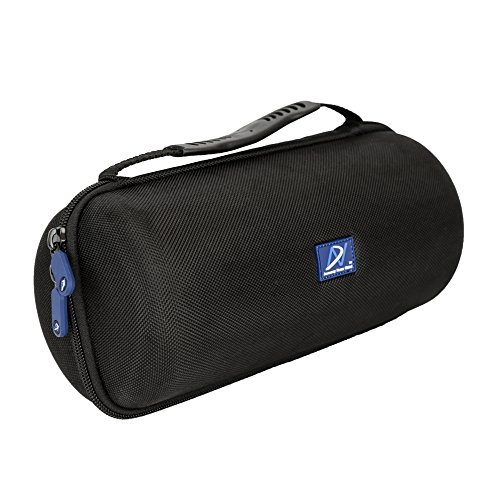 Tasche Tragetasche Schutzhülle Reise-Schutzkoffer für Bose SoundLink Revolve Bluetooth Lautsprecher und Ladeschale