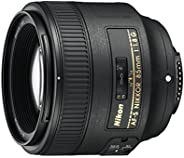 Nikon AF-S 85mm F/1.8G Prime Lens for Nikon DSLR Camera