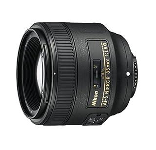 Nikon AF-S 85mm F1.8 G - Objetivo para Nikon (Distancia Focal Fija 85mm, Apertura f/1.8) Color Negro (B006TAP096) | Amazon Products