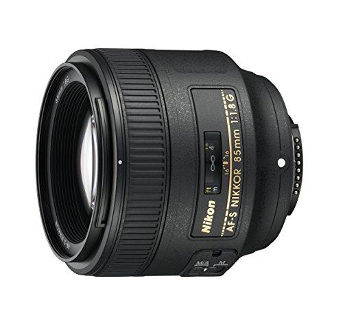 Nikon AF-S NIKKOR 85 mm 1:1,8G Objektiv (85 Festbrennweite Nikon)