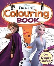 Disney Frozen 2 Colouring Book (Simply Colouring)