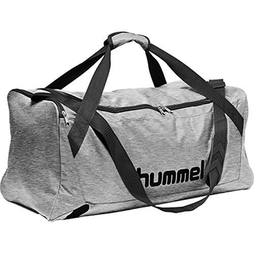 hummel CORE Sports Bag - Sporttasche Tasche, Grau Melange, L -