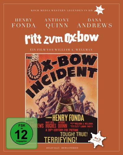 Bild von Ritt zum Ox-bow - Western Legenden 9 [Blu-ray]