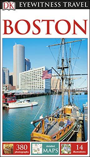 DK Eyewitness Travel Guide Boston (Eyewitness Travel Guides) (English Edition)