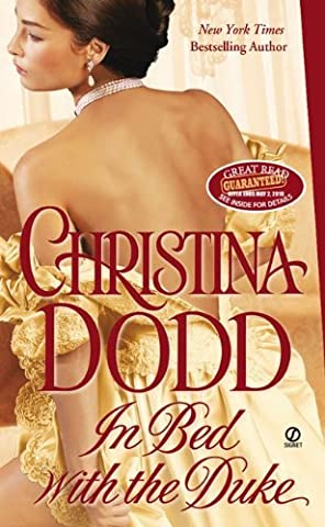 In Bed with the Duke by Christina Dodd (2010-03-02)