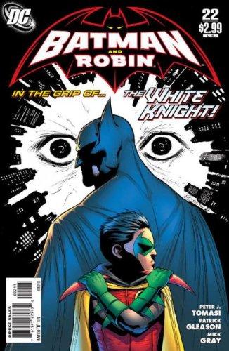 Batman and Robin, Vol. 1 #22A