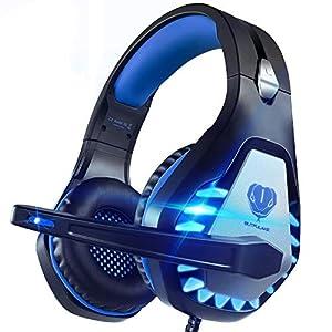 Pacrate Auriculares Gaming para Xbox