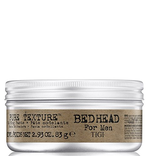 TIGI Bed Head For Men Styling Pure Texture Molding Paste 83g (Bed Paste Styling Head)