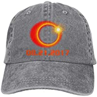 deyhfef Men and Women Total Solar Eclipse Vintage Jeans Baseball Gorra Multicolor49