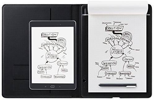 Wacom Bamboo Folio Bloc-notes connecté pour Tablette