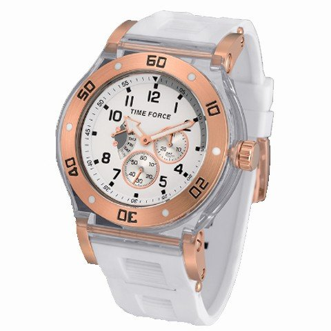 Montre Hommes - TIME FORCE -  TF4007M11