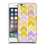 Head Case Designs Sunshine Village Chevron Und Pfeile Soft Gel Hülle für Apple iPhone 6 / 6s
