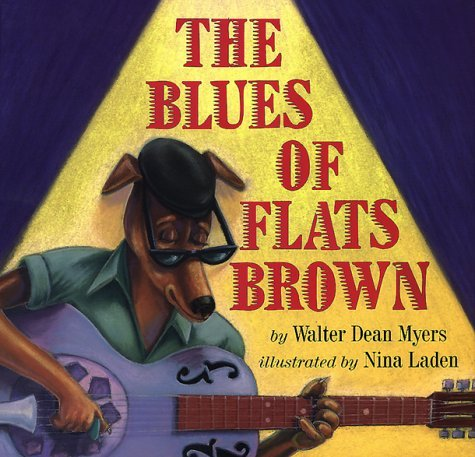 The Blues of Flats Brown by Walter Dean Myers (2000-03-01)