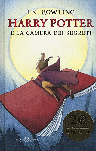 Harry Potter e la camera dei segreti par J. K. Rowling