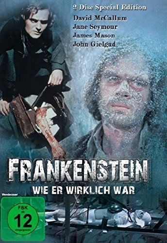 Frankenstein, wie er wirklich war [Special Edition] [2 DVDs]