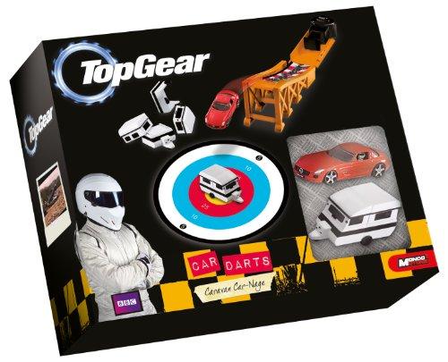 Preisvergleich Produktbild MONDO Top Gear Auto Darts Spielzeug