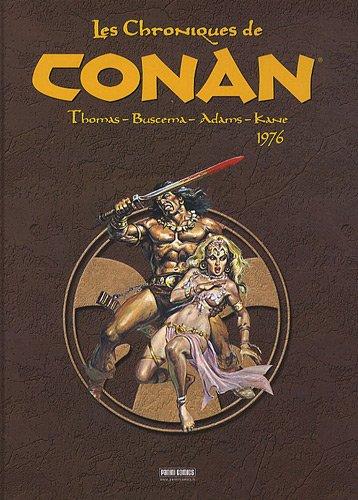 1976 par Roy Thomas, John Buscema, Neal Adams, Gil Kane