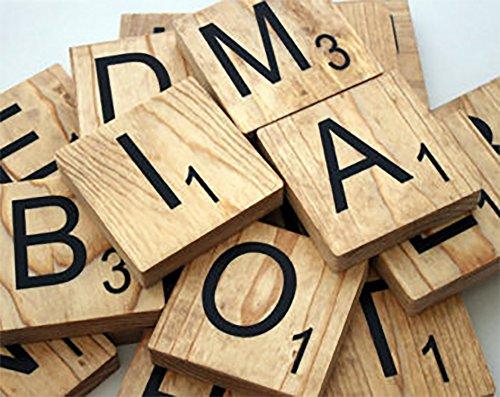 Lettere Di Legno Da Appendere : Lettera decorativa formato gigante del gioco u201cscarabeou201d realizzate
