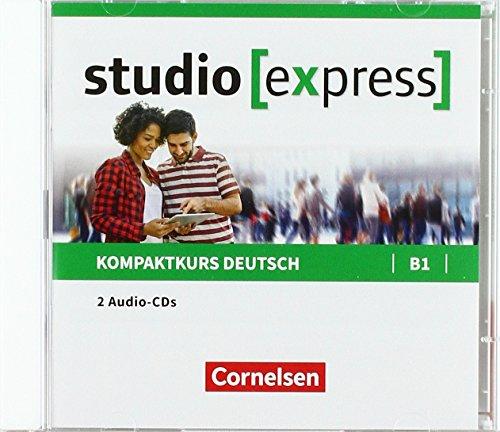 Studio Express: Audio-CDs B1 zu Kurs- und Ubungsbuch (2)