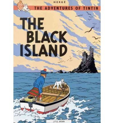 By Herge ; Hergae ; Herg ( Author ) [ Adventures of Tintin: Black Island Adventures of Tintin (Paperback) By Apr-1975 Paperback