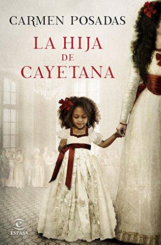 Copertina del libro La hija de Cayetana