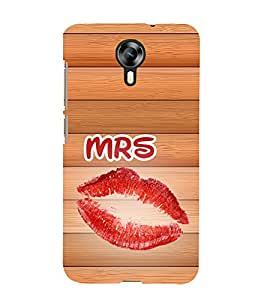 PrintVisa Beautiful Female 3D Hard Polycarbonate Designer Back Case Cover for Micromax Canvas Xpress 2 E313