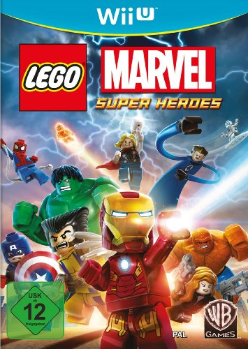 Lego Marvel: Super Heroes - [Nintendo Wii U] (Lego-wii-spiele)