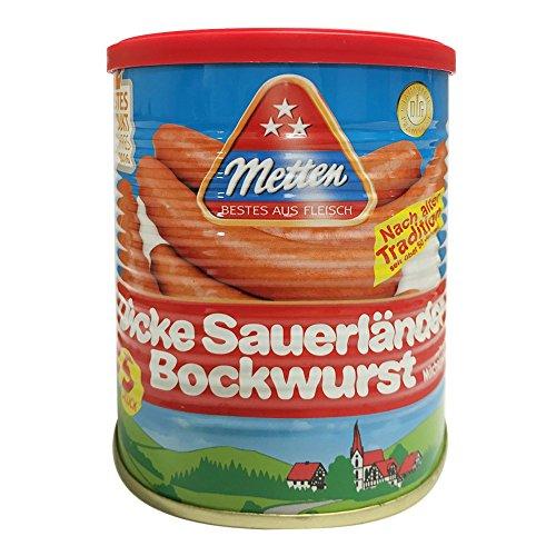 Bockwurst Bestseller
