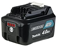 Makita BL1040B 10.8 V 4 A Lithium Ion Battery - Black