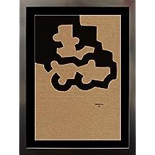 Dósfer 50471 - Cartel, Chillidas Kraft, 74 x 98 cm