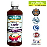 Neuherbs 100% Natural Apple Cider Vinega...