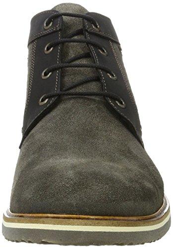 Valentin lava Homme Desert Gore tex Boots Lloyd Schwarz Grau dvx10qdw