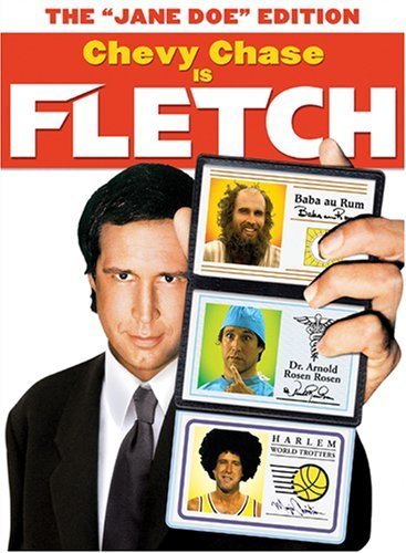 Fletch (The Jane Doe Edition) by Chevy Chase