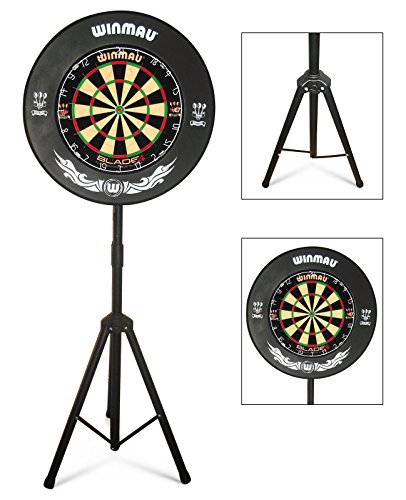 Heavy Duty Portable Dartboard St...