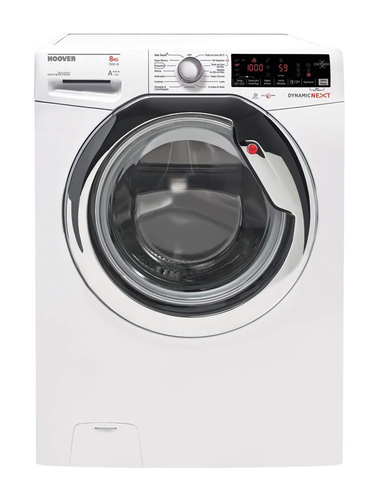 Hoover-HNOT-S383DA-37-Waschmaschine-Frontladung-8-KGS-NFC-All-in-one-59-Dampffunktion-Touchscreen-1500-rpm-Klasse-A-40-AA