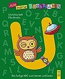 Alle meine Buchstaben - U: Das lustige ABC zum Lernen und Lesen (Alle meine Buchstaben / Das Alphabet in 24 attraktive Bände verpackt: So bekommt ... für Vorschulkinder und Schulanfänger)