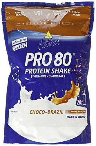 Inko Active Pro 80 Choco Brazil, 1er Pack (1 x 500 g)