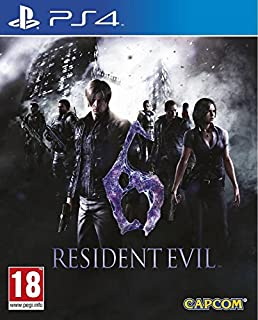 Resident Evil 6 (B01M132K2P) | Amazon Products