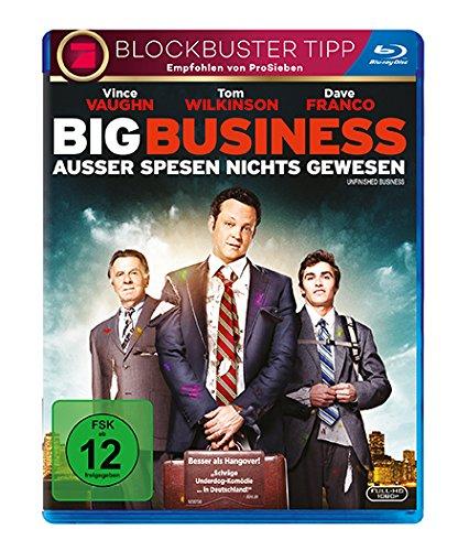 Big Business - Ausser Spesen nichts gewesen [Blu-ray]