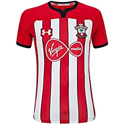 Under Armour 191480494202 Southampton FC Home - Camiseta réplica para Hombre, Color Rojo (602), Talla Grande