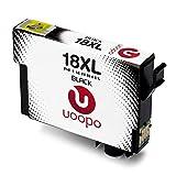 Uoopo Ersatz für Epson 18XL 18 Druckerpatrone...Vergleich