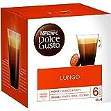 Nescafé Dolce Gusto Café Lungo - 16 Cápsulas de Café
