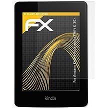 atFoliX FX-Antireflex, Amazon Kindle - Protector de pantalla (Amazon Kindle, Anti-glare, Kindle, Lector de libros electrónicos, Amazon, Transparente)