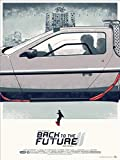 BACK TO THE FUTURE 2 – Michael J Fox – Imported Movie Wall Poster Print – 30CM X 43CM Brand New