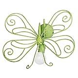 MOTYL I / Schmetterling Hellgrün Wandleuchte Wandlampe Lampe Kinderzimmerleuchte Kinderzimmerlampe