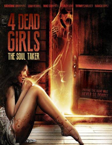 4 Dead Girls: Soul Taker [DVD] [Region 1] [NTSC] [US Import]